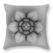 Architectural Element 2 Throw Pillow