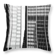 Architectural Pattern Study 1.0 Throw Pillow
