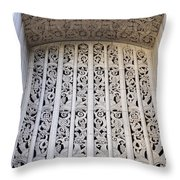 Architecture Downtown Los Angeles Throw Pillow