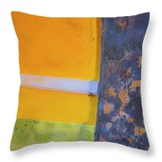 Archway Wall Throw Pillow by Stephen Anderson