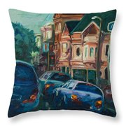 Arco Throw Pillow
