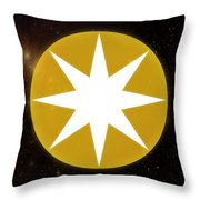 Arcturians  Throw Pillow