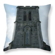 Ardcroney Church County Clare Ireland Throw Pillow
