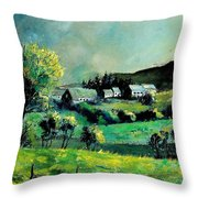 Ardennes 79 Throw Pillow