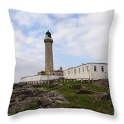 Ardnamurchan Point Throw Pillow