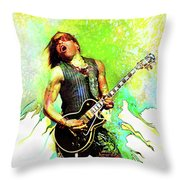 Are You Gonna Go My Way Throw Pillow
