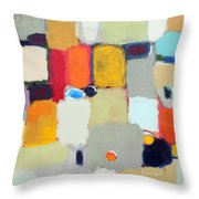 Areal  View 2 Throw Pillow
