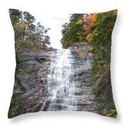 Arethusa Falls 1 Throw Pillow