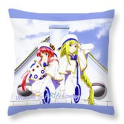 Aria Throw Pillow