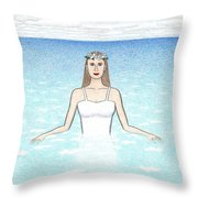 Ariadne Throw Pillow