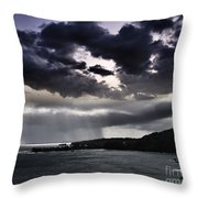 Arianrhods Touch Throw Pillow