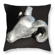Aries- The Ram 2 Throw Pillow