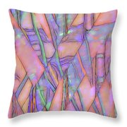 Arise From Throw Pillow