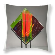 Arise Throw Pillow