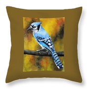 Aristocrat Throw Pillow