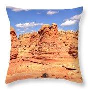 Arizona Dreamscape Throw Pillow