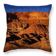 Arizona Mesa 4 Throw Pillow