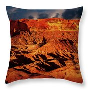 Arizona Mesa 5 Throw Pillow