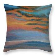 Arizona Sunset Throw Pillow