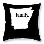 Arkansas Cool Gift Family State Shirt Light Throw Pillow