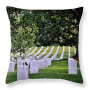 Arlington Throw Pillow