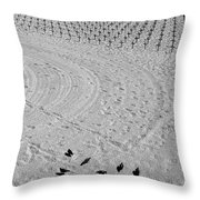Arlington West Santa Monica Throw Pillow