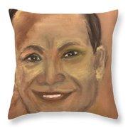 Armando S. Guangko Throw Pillow