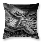 Armor Throw Pillow