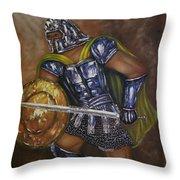 Armor Of God Ephesians  Throw Pillow