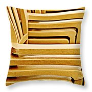 Arms To Hold Throw Pillow