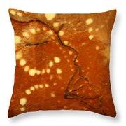 Aroma - Tile Throw Pillow