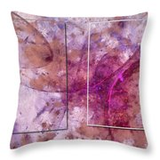 Arose Specter  Id 16098-011801-17383 Throw Pillow