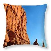 Around Bryce Canyon Throw Pillow
