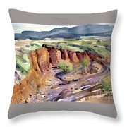 Arroyo Throw Pillow