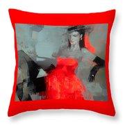 Art 7 Throw Pillow