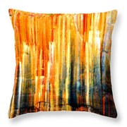 Art By God...signed Throw Pillow