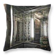 Art Deco Bar Throw Pillow