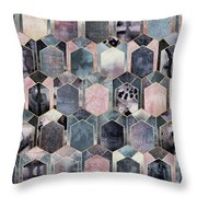 Art Deco Dream 1 Throw Pillow