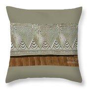 Art Deco In Downtown Amarillo Throw Pillow