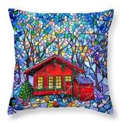 Art Depot Throw Pillow