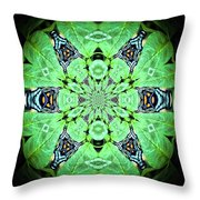 Art In Nature Throw Pillow