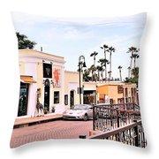 Art Neighbourhood Throw Pillow