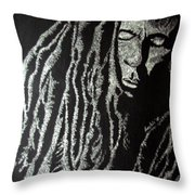 Art Of Freedom Throw Pillow