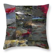Art Of Kokanee Throw Pillow