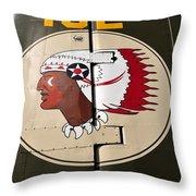 Art Of War Throw Pillow