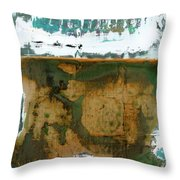 Art Print California 04 Throw Pillow