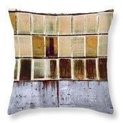 Art Print Windows 11 Throw Pillow by Harry Gruenert