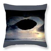 Art Sky Throw Pillow