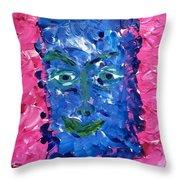 Art Therapy 233 Throw Pillow