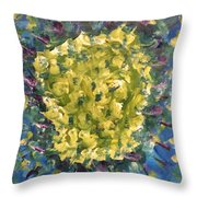 Art Therapy 23rd March 21016 Throw Pillow